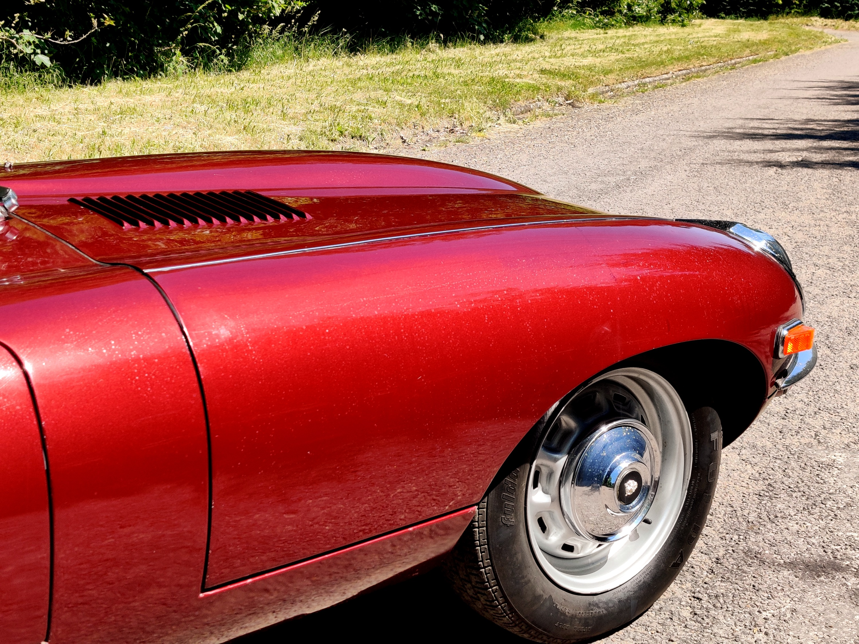 E Type 2+2 for hire 4