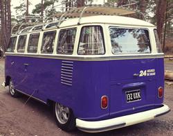 VW Split Screen Camper 2