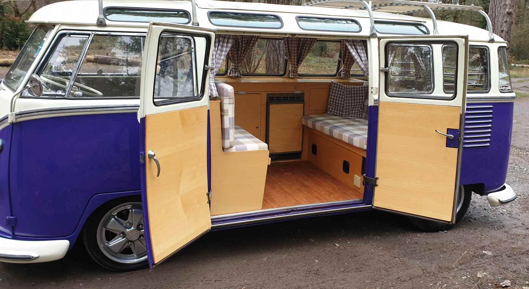 VW Split Screen Camper 5