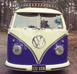 VW Split Screen Camper 4