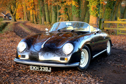 Porsche 356 For Hire 2