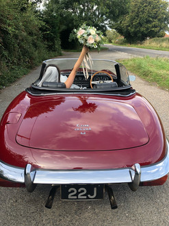 Jaguar E Type Wedding car.jpg