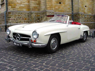 New Legends Available - Mercedes 190SL