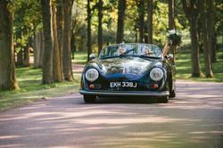 Porsche-356-wedding