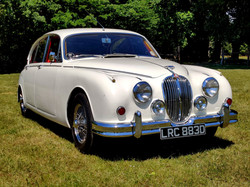 Jaguar Mk2 For Hire