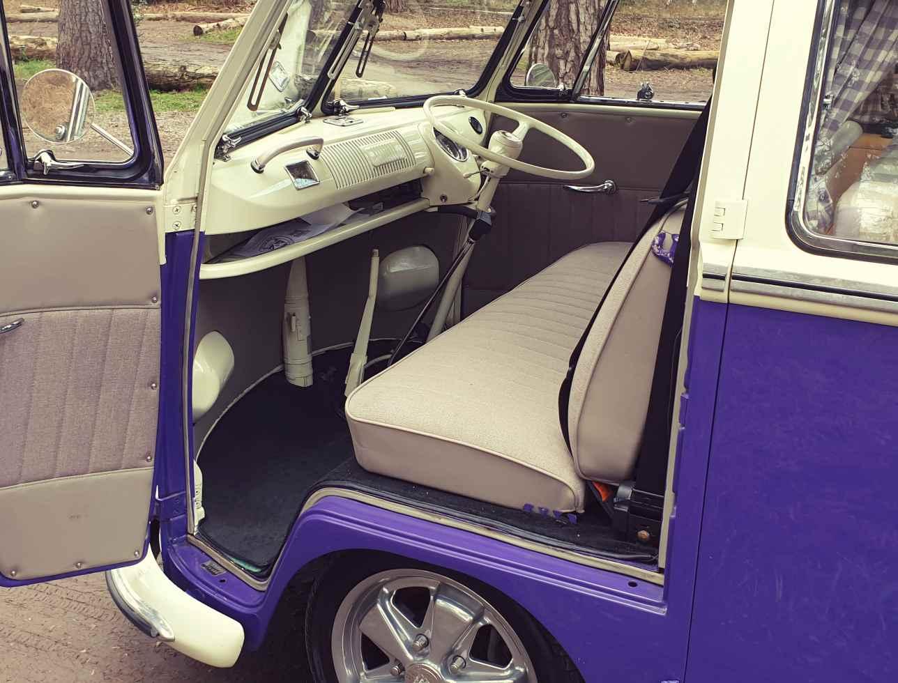 VW Split Screen Camper 6