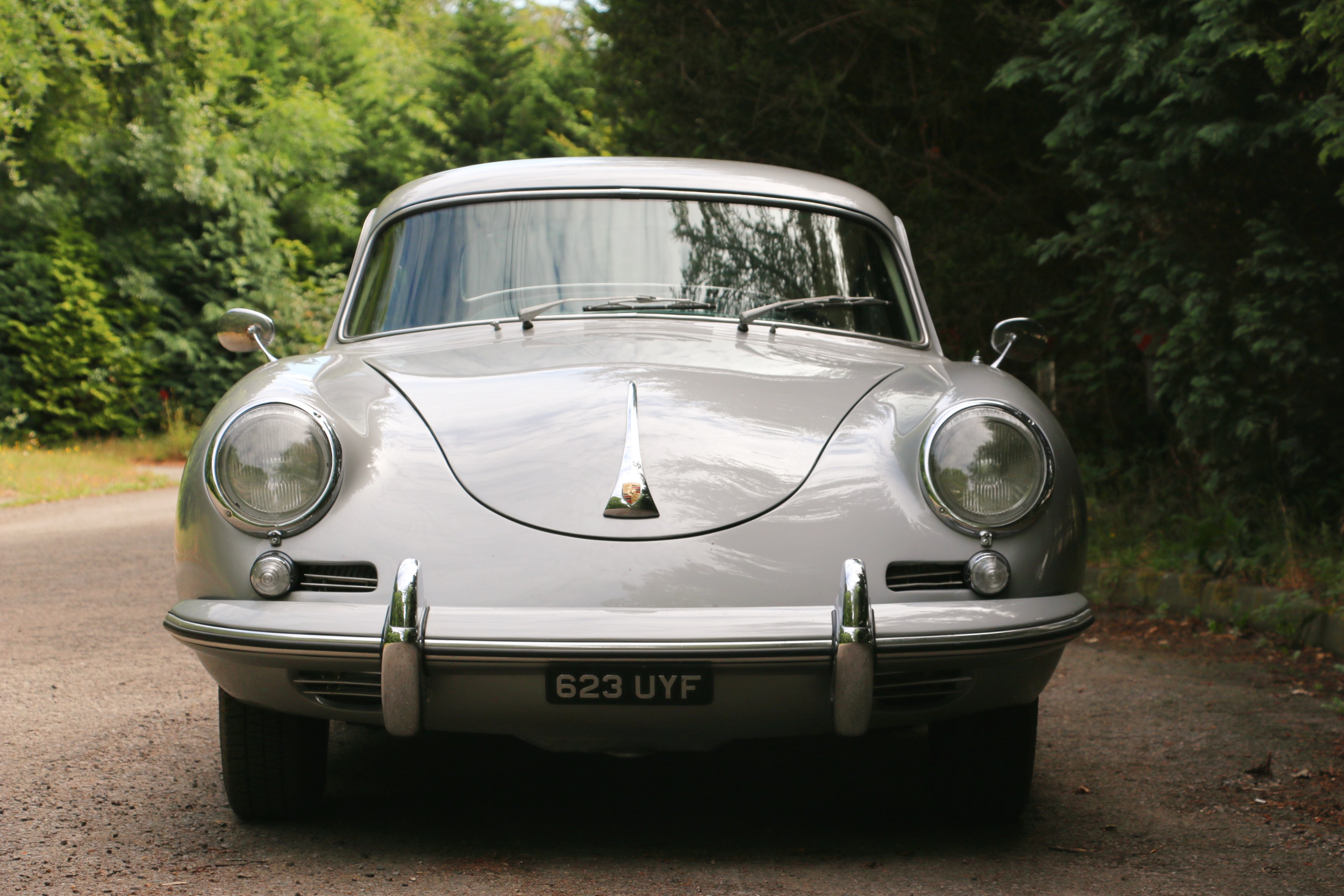 Porsche 356B Coupe for hire