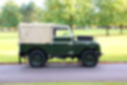 Land Rover For Hire