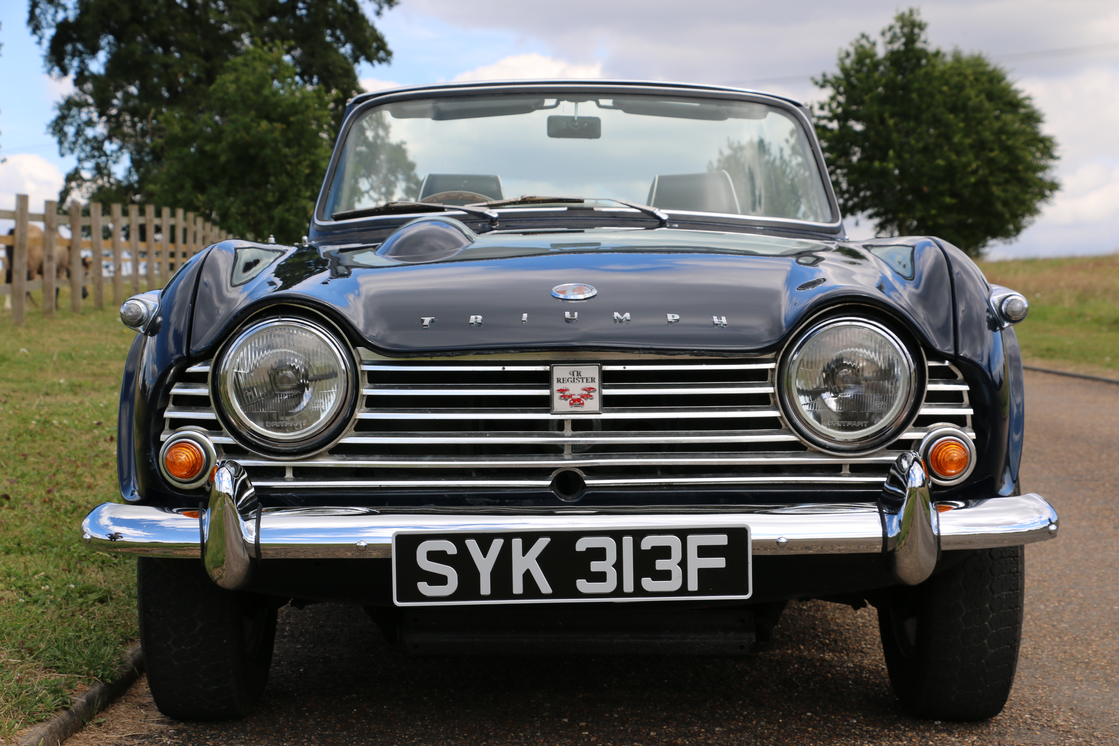 Triumph Tr4a For Hire Classic Car Hire Self Drive Rental