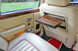 Bentley personal table