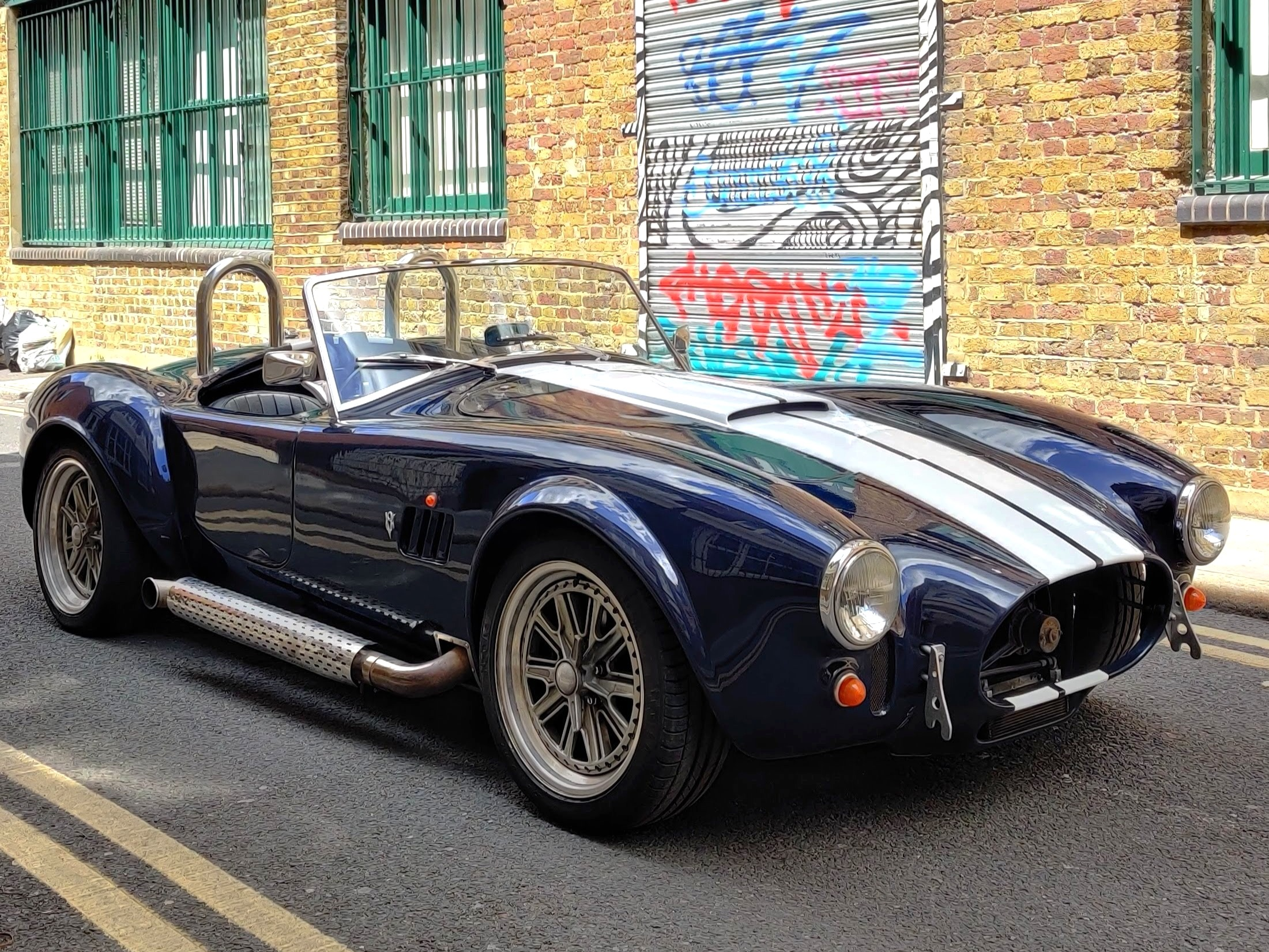 AC Cobra For Hire
