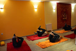 Yin Yoga HIlden 8