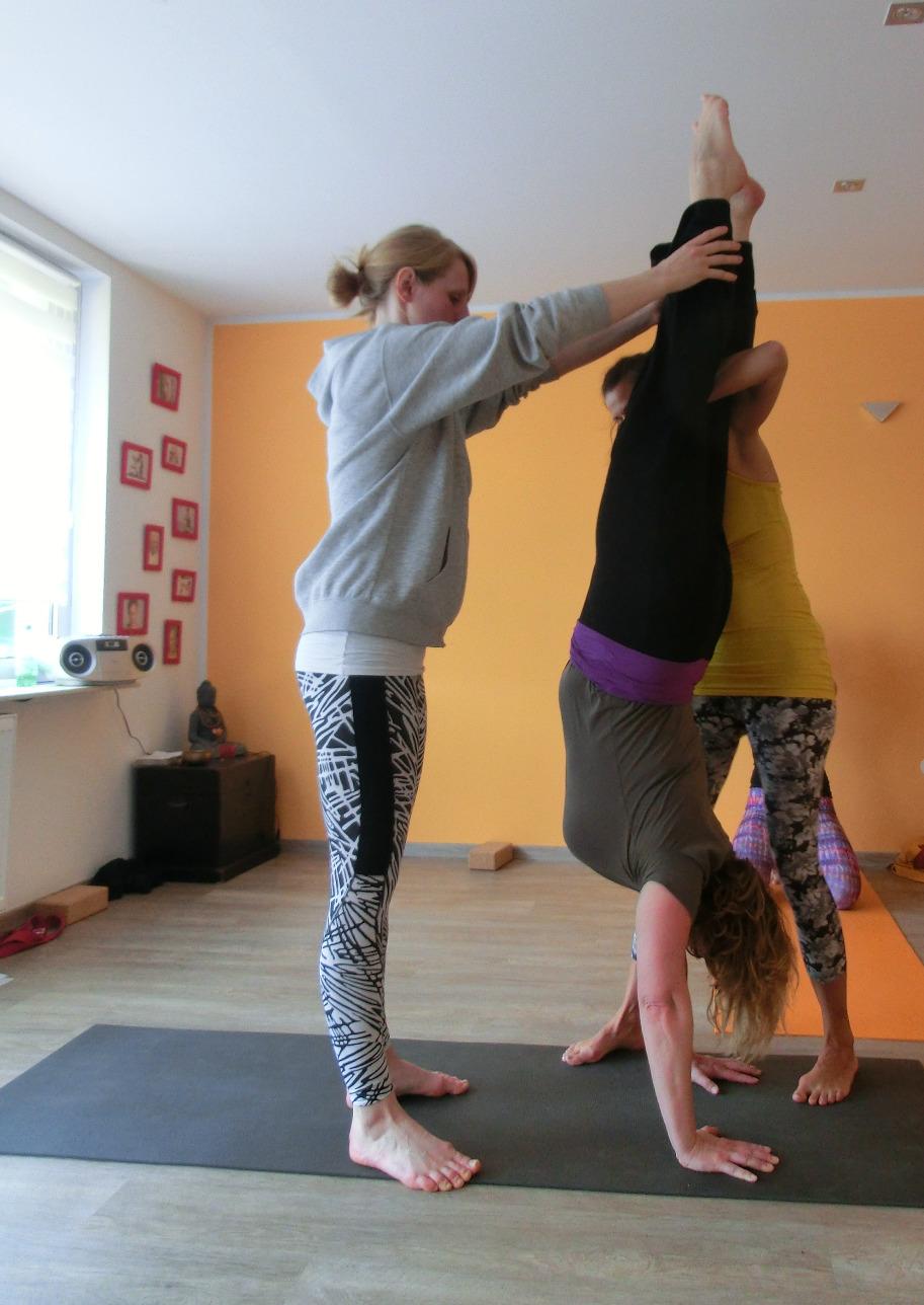 Yogaworkshop Handstand 6