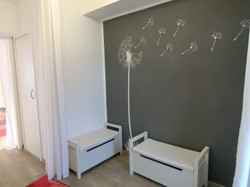 Garderobe dvividhaYoga