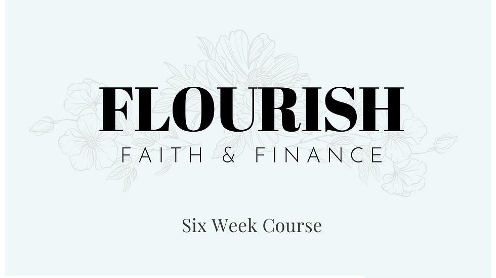 Flourish Faith & Finance