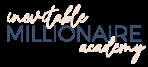 inevitable Millionaire Academy –logo-01