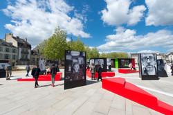 Exposition Patrice Terraz Esplanade du P