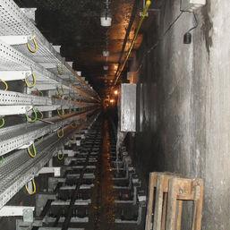 Установка кабеленесущих систем и проклад