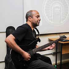 Jader Escouto - Professor Violão e Guitarra