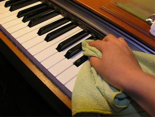 Dicas para manutenção de um Piano