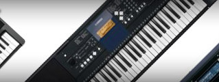 Conheça os diferentes tipos de teclado: Arranjador, Sintetizador, Workstation, Piano Digital e Contr