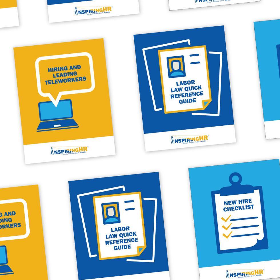 Inspiring HR eBook Cover Designs