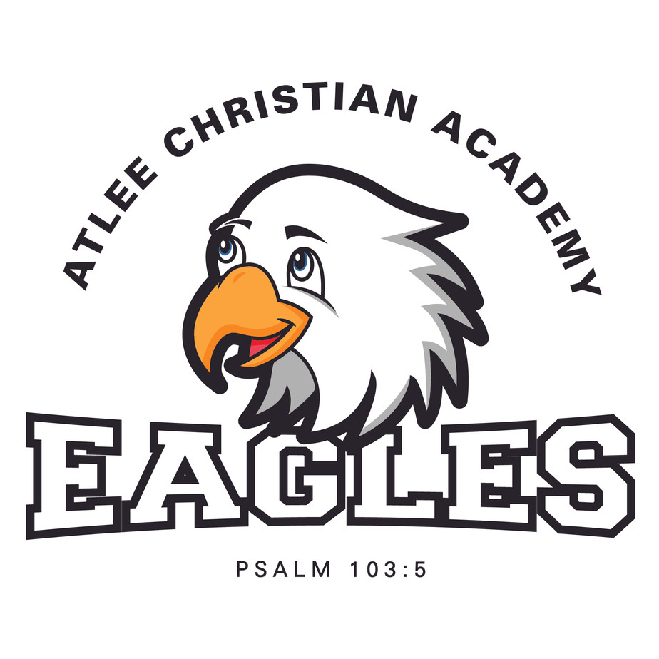 Atlee Christian Academy Mascot Illustration