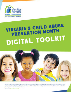 Virginia's Child Abuse Prevention Month Digital Toolkit