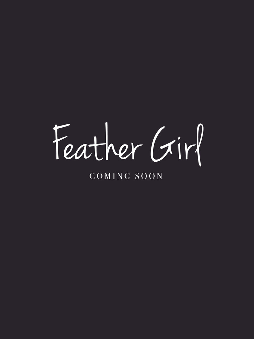 Feather Girl - Temporary Cover
