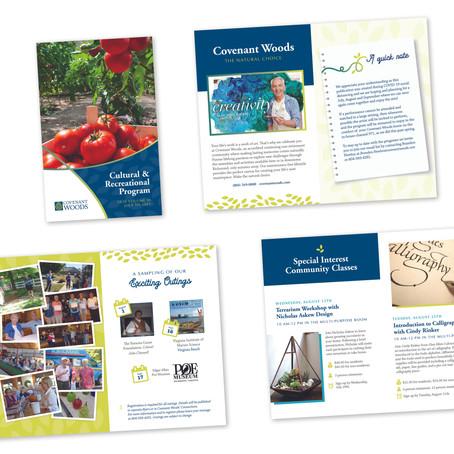 Cultural & Recreational Program Brochure