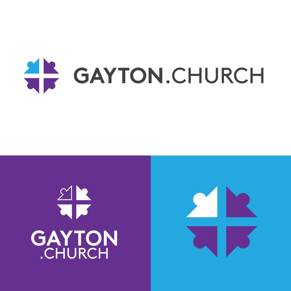Gayton Baptist Church Logo