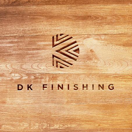 DK Finishing Logo