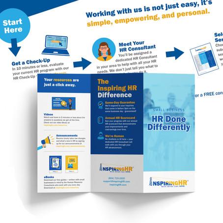 Inspiring HR Brochure