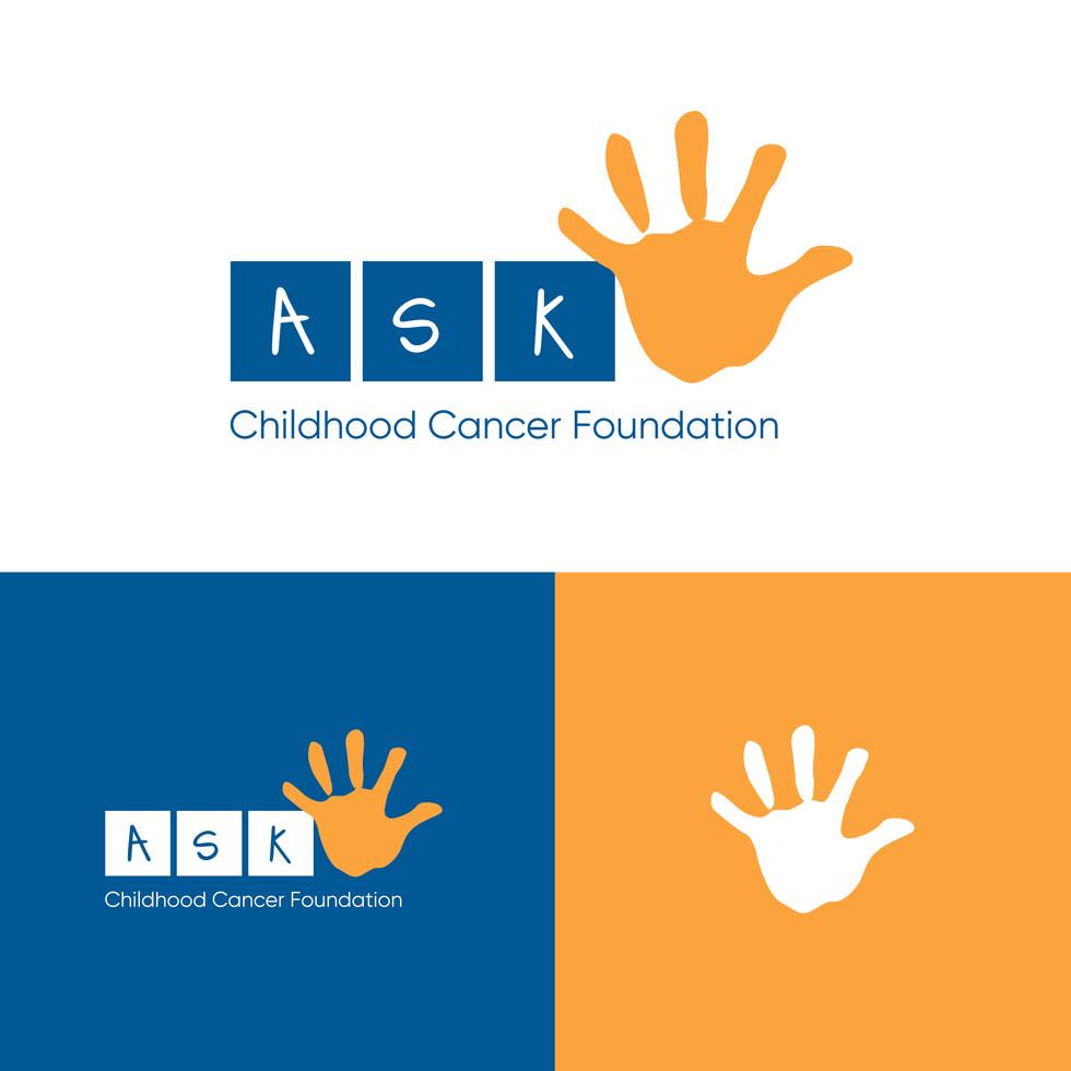 ASK Childhood Cancer Foundation Logo