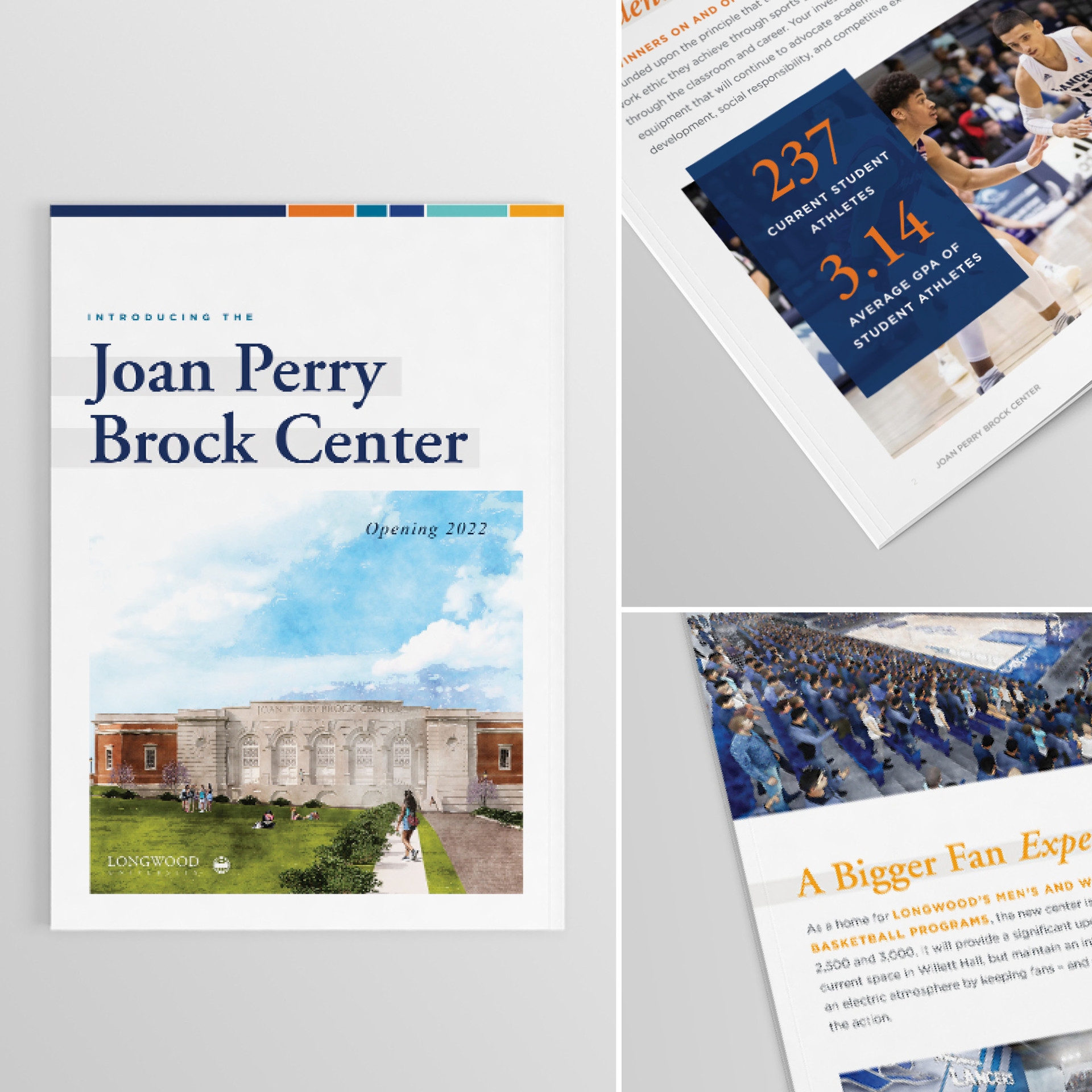 Joan Perry Brock Center Fundraising Packet