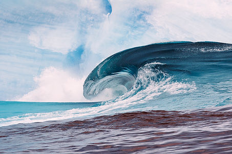 Wave, Antartica, Lucia Griggi