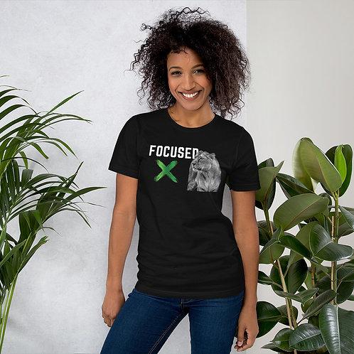Focused (Women) - Exertus T-Shirt