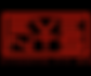avatar logo quadrada vermelha fundo pret