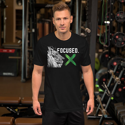 Focused. - Exertus T-Shirt