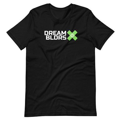 Exertus Team - Dream Builders - Black - Logo Tee
