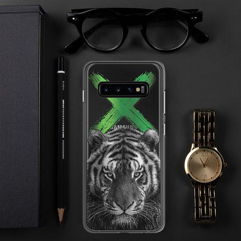 Tiger - Exertus Clear Samsung Case