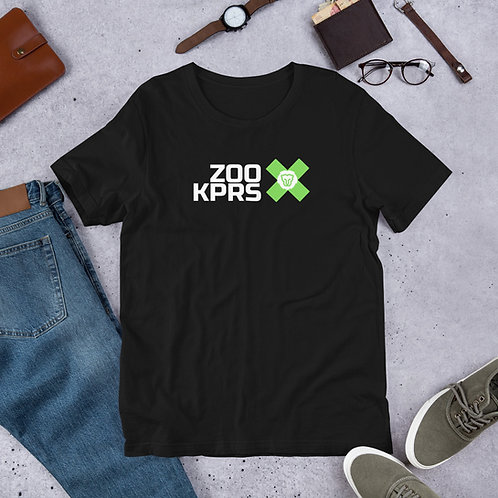Exertus Team - ZooKeepers - Black - Logo Tee