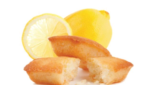 Mini Financiers au Citron