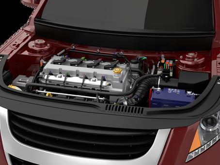 Electude's Engine Management Simulator