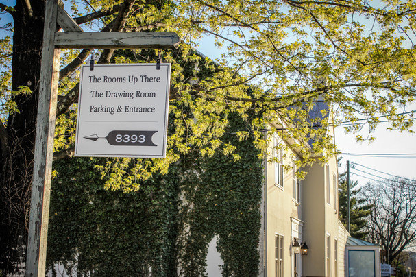 We have limited on sight parking, but there is always plenty of parking on the street and with our lovely circle drop off is made easy.