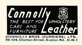 CONNOLLY LABEL