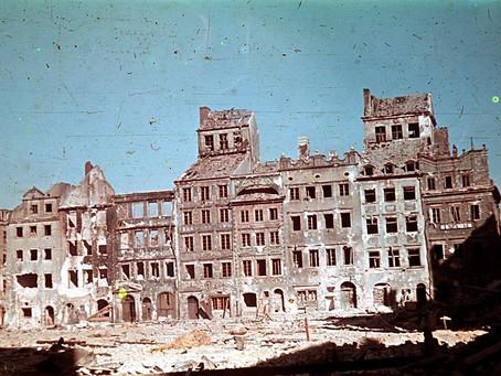 Yenilmeyen Şehir Varşova