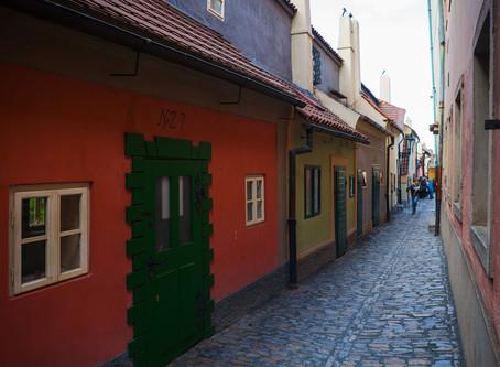 Prag'da Bir Altın Yol