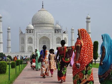 Tac Mahal'in Ölümsüz Aşk Hikâyesi
