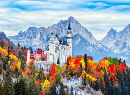 Bir Kralın Masal Dünyası; Neuschwanstein Şatosu